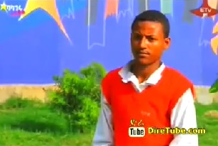 Mustifa Kedir Dance Contestant Hawassa City
