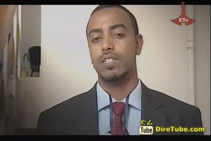 Meet Yenus Mushaga at Business Plan Competition