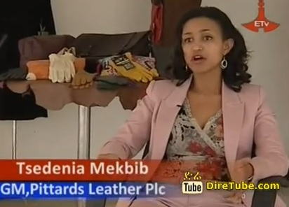 Tapping the Leather Business