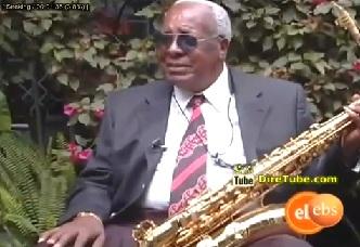 Interview with The King of Saxophon Getachew Mekuria