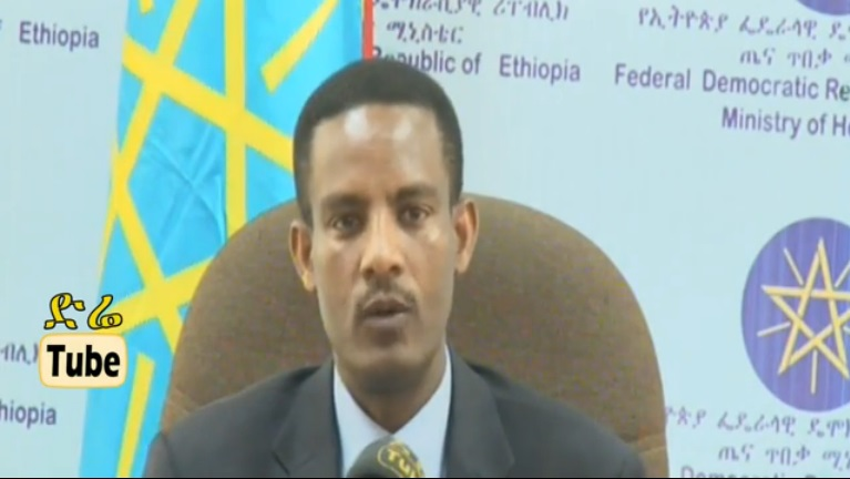 Ministry of Health Press Release on Current Ebola Case in Ethiopia