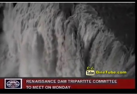 Renaissance Dam Tripartite Committee to Meet on Monday