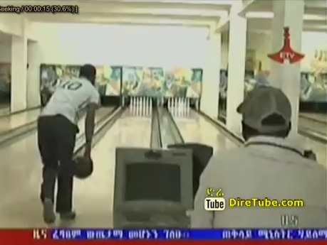 Ethiopian Sport - Bowling Contestants to represent Ethiopia in The 48 world champion have been chose