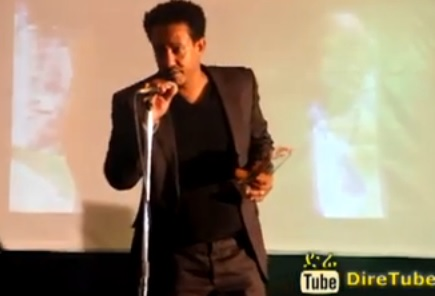 Samson Tadesse Baby - Best Actor of The Year 2013 Winner