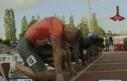 Bereket Desta and Fantu Megeso in OstraVa Sibica Athletics