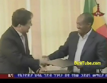 Mitsubishi Corporation sign MoU for the Provision of Solar Systems in Tigray