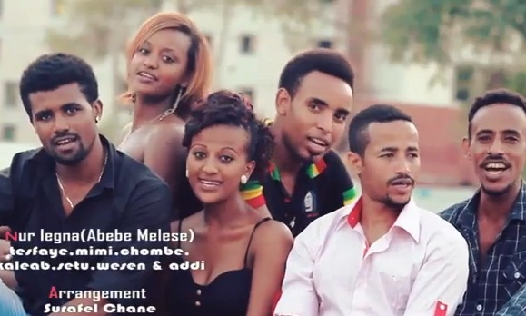 NEW Music Video for Abebe Melese Nur Legna