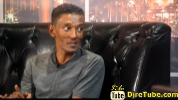 Former Ethiopian National Football Player - Ashenafi Girma