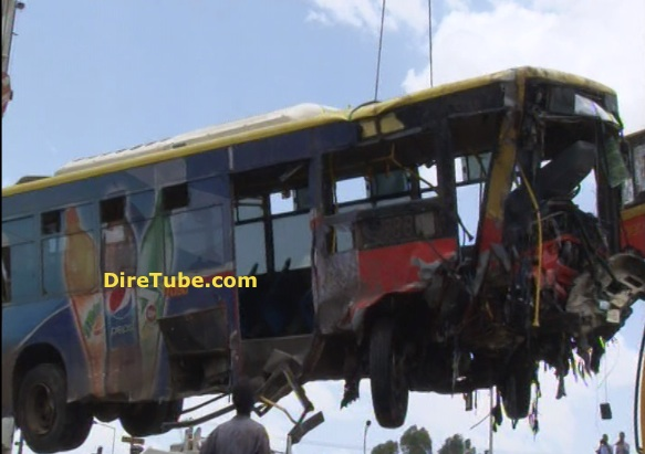 Public Transport Bus Accident killed 8 People in Ethiopia