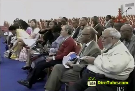 ETV 1PM Full Amharic News - Apr 23, 2012