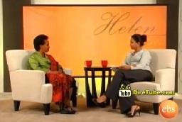 Helen Show - Interview with Family Counselor Mistela Mekonnen - Part 1