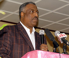 Ethiopian News - Abadula Gemeda Left for Brazil to Pay Working Visit