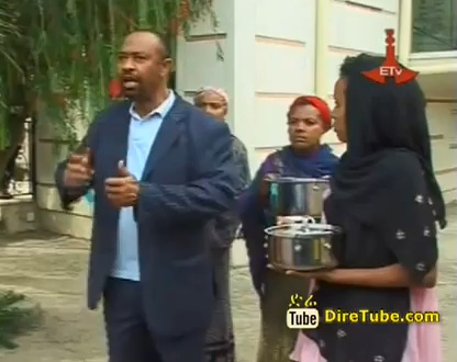 Ethiopian Comedy Series Part 37