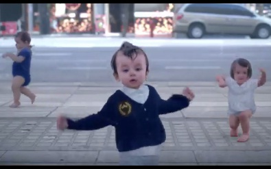 Funniest Dancing Babies will Make you Giggle
