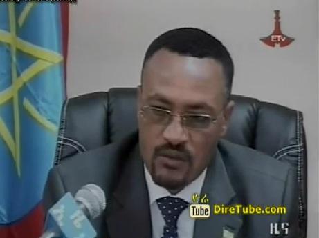The Latest Amharic News Dec 23, 2012
