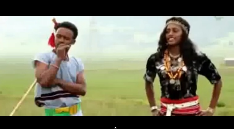 Hariibuu Naanjedehikaa [ New Oromo Music Video 2014]