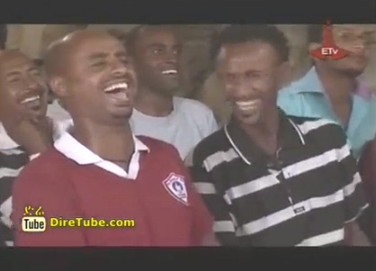 Ethiopian Comedians - Funny Interview Part 1