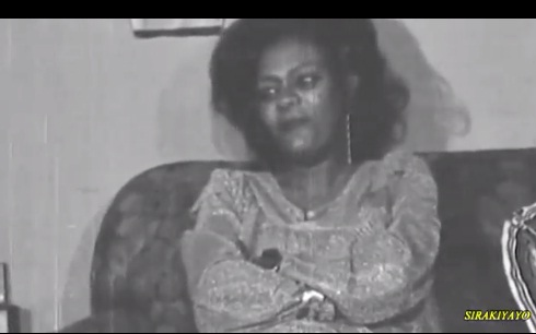 Hirut Bekele - An Interview with ETV 40 Years Ago