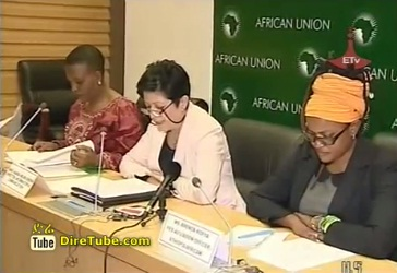 AU stresses role of African journalists in improving continent's influence