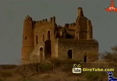 Guzara Palace - Tourist Attraction sight in North Gondar Zone