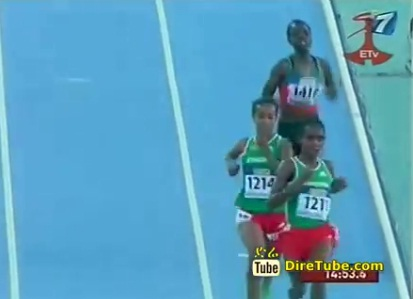 Ethiopia Set Top on the World Youth Athletics Champion Barcelona