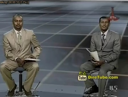 The Latest Amharic News Dec 9, 2012