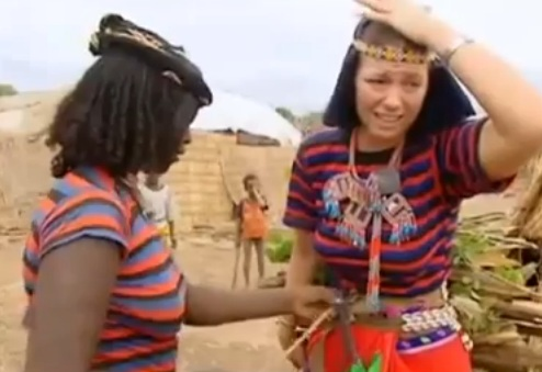 A British Woman Living in a remote area with the Afar Tribe Part 2