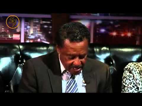 Interview with Alemayehu Eshete on Late Night Show