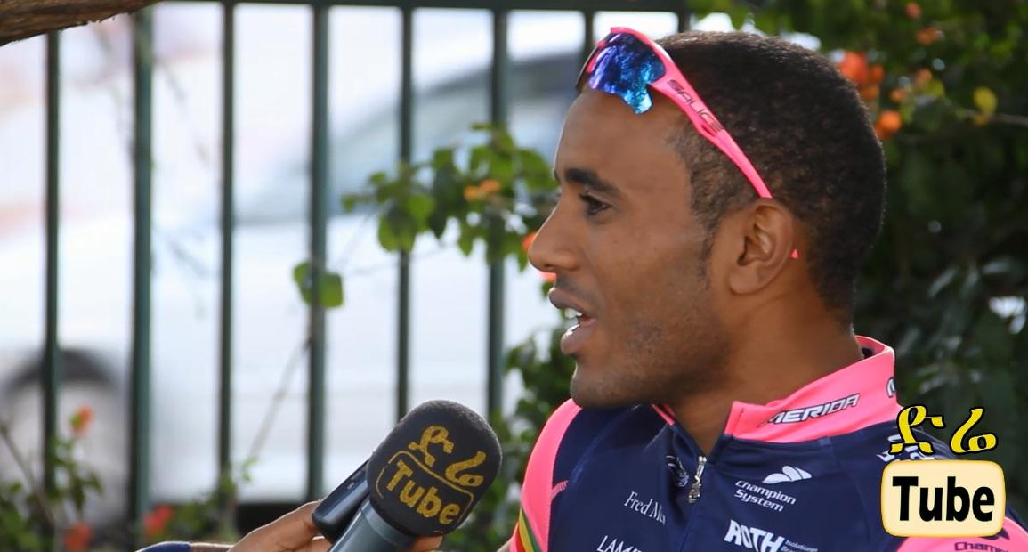 Interview with Ethiopia's Cyclist Tsigabu Gebremariam Girmay