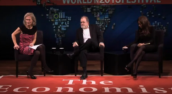 Emerging Economies in 2013 Interview With William Easterly and Dambisa Moyo