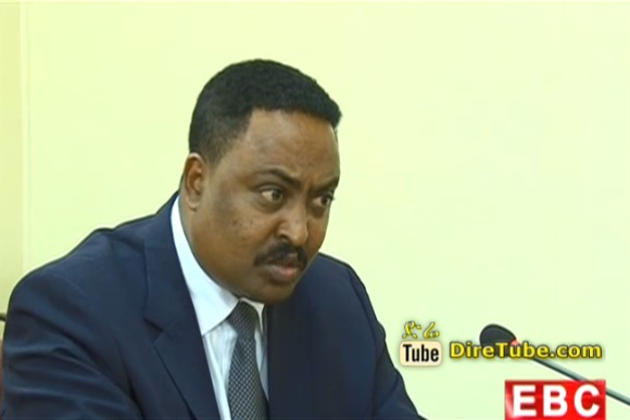 The Latest Amharic Evening News From EBC Nov 26, 2014