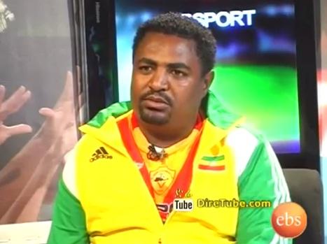 EBS Sport - Sport Talk: Meet Adane and Acheno - Part 1