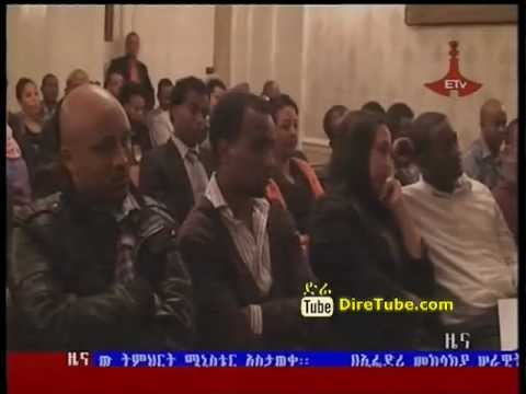 Ethiopians living in Britain briefed on land lease proclamation