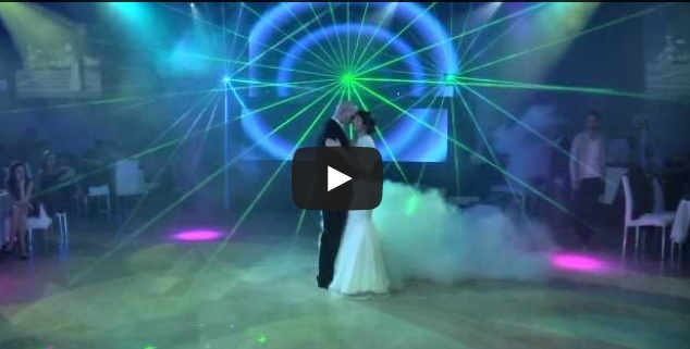 Elaborate & Funny Wedding Dance