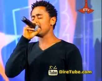 Fasil Asefa Vocal Contestant, Addis Ababa