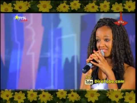 Hiymanot Aweke Vocal Contestant 2nd Round Addis Ababa