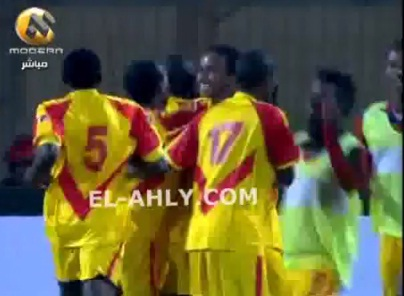 Zamalek of Egypt 1 - 1 St. George - Goals and Highlights