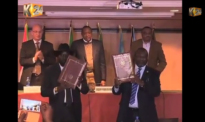New South Sudan Peace Deal Is A Gamechanger
