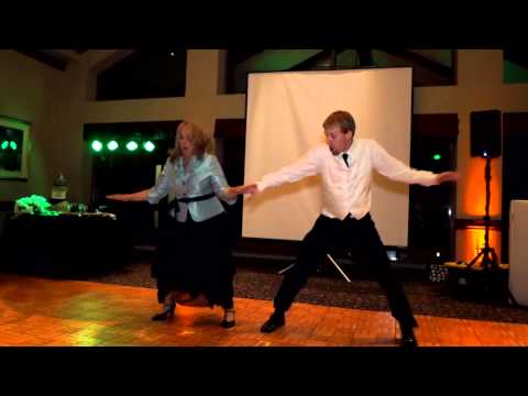Mother Son Wedding Dance EVER!