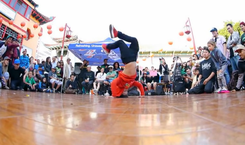 Kids Dancing Battle Bboy Vs Bgirl