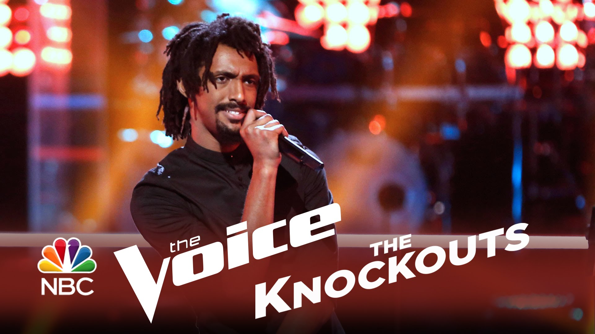 The Voice 2014 - Knockouts - Menlik Zergabachew Continues to Impress the Voice
