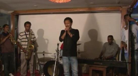 Performing Live Ethiopian Classic Music
