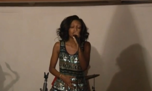 Preforming Live Ethiopian Classic Music @Mama's Kitchen
