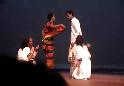Houston Students of Ethiopia, Traditional Dance