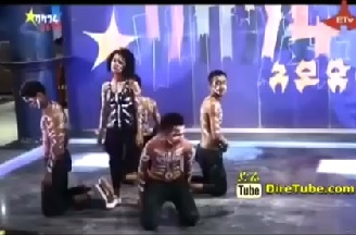 Guramayla Dance Crew 2nd Round Addis Ababa