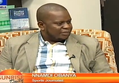 Ethiopia Will Not Be Easy For Nigeria -- Nnamdi Obanya Part - 2