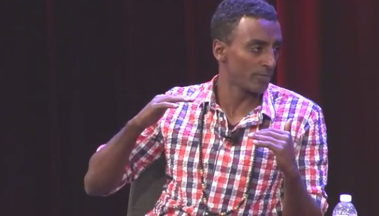 Interview with Marcus Samuelsson |