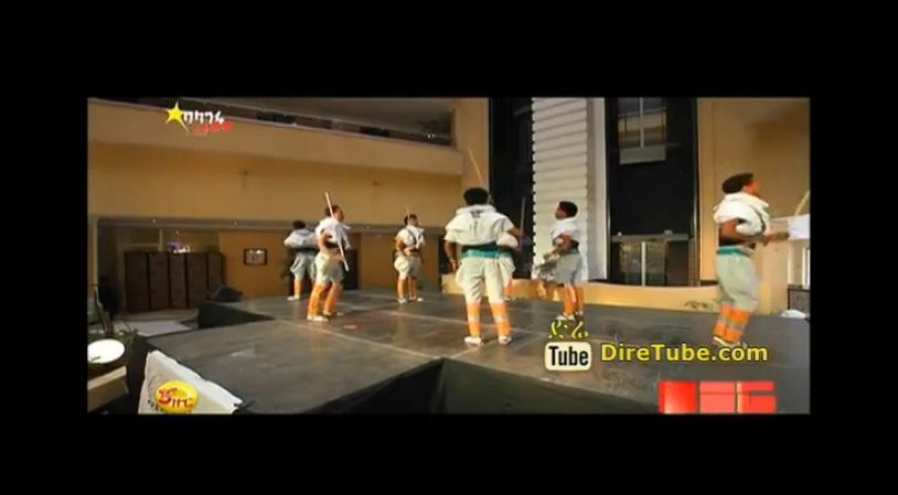 Ethiopiawenet Dance Crew Round 3 Performance