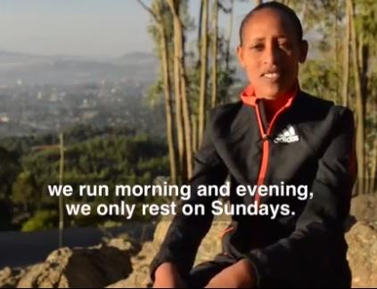 Finding Ethiopia's Future Gold Medalist