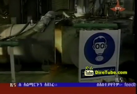 ETV 1PM Full Amharic News - Mar 16, 2012